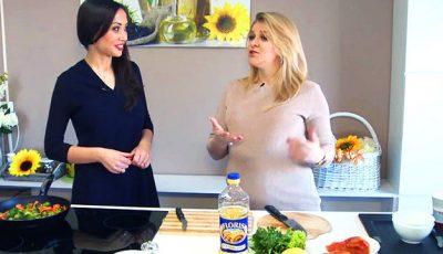 Karizma poftește pizza și kebab în luna a șasea de sarcină!
