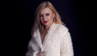 Soția lui Radu Sîrbu a lansat primul videoclip solo!