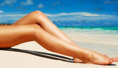 Scăpăm de celulita de pe picioare! Trei trucuri care dau rezultate