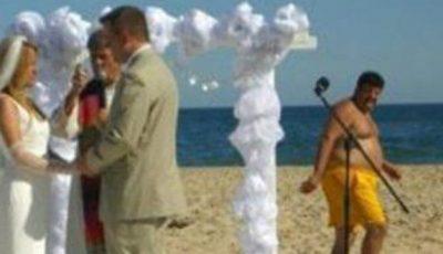 Top momente amuzante de pe la nunți