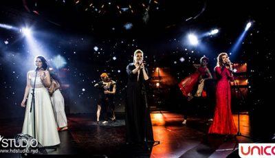 Surpriză la puterea a patra de la Natalia Barbu, Tania Cergă, Dara şi Akord
