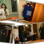 Foto: Facem curățenie în garderoba participantelor la proiectul SSS