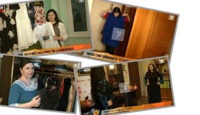 Facem curățenie în garderoba participantelor la proiectul SSS