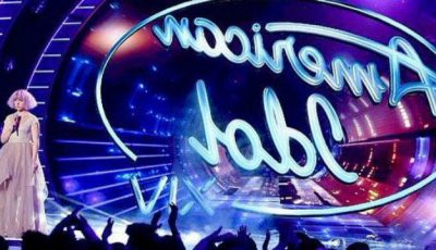 Rochia unui designer autohton a ajuns la American Idol!