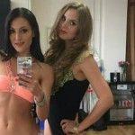 Foto: Două moldovence ar putea câștiga un concurs de frumusețe din Marea Britanie!