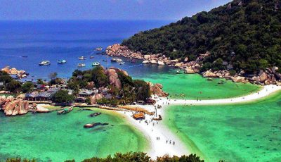 Top cinci cele mai frumoase insule din lume!