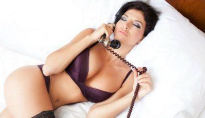 Sex la telefon. Cum să-ți satisfaci iubitul la distanță!