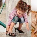 Foto: Sfaturi pentru alegerea corectă a încalţămintei la copil