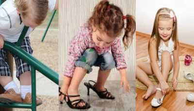Sfaturi pentru alegerea corectă a încalţămintei la copil