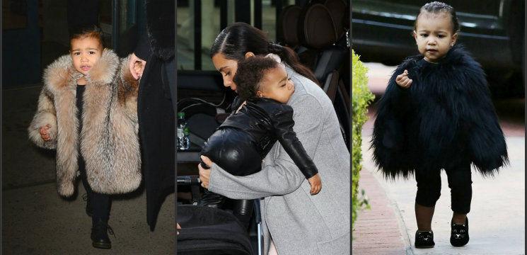 Foto: Poartă pantaloni din piele și blănuri naturale la nici doi anișori!