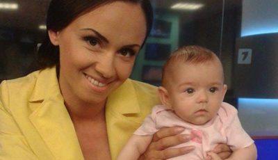 Lucia Roşca este însărcinată pentru a doua oară