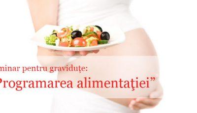 Unica.md şi Nestle invită graviduţele la seminar