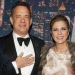 Foto: Soţia lui Tom Hanks diagnosticată cu cancer la sân