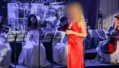 O soprană din Moldova s-a filmat într-un serial românesc