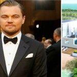 Foto: Leonardo DiCaprio şi-a cumpărat insulă! Cât a plătit pentru un ,,colţişor de rai''
