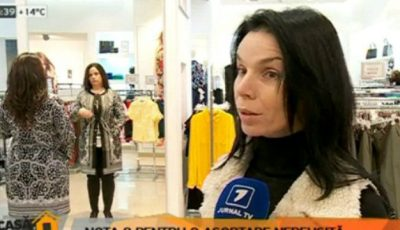 Ana Barduc a dat-o în bară cu alegerea hainelor!
