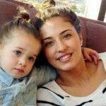 Foto: Ce pensie alimentară va plăti Antonia pentru fiica ei, Maya