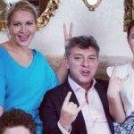 Foto: Fiica lui Boris Nemţov şi-a făcut debutul în modeling