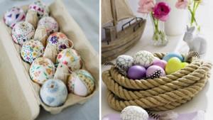 Foto: Și ouăle de Paște pot fi la modă!