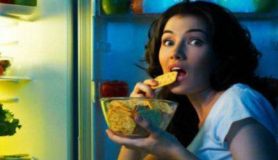 De ce ai senzaţie de foame accentuată după-amiaza