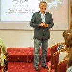 """Foto: Valeriu Pleșca: """"Nu alintați bărbații!"""""""