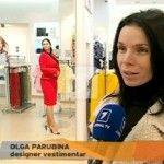 Foto: Lilia Melenciuc a ales o ţinută chic-office într-o singură nuanţă!