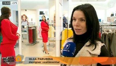 Lilia Melenciuc a ales o ţinută chic-office într-o singură nuanţă!