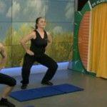 Foto: Şapte exerciții pentru fese fără celulită!