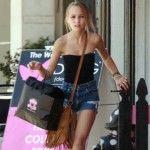 Foto: Fiica lui Johnny Depp se visează pe podium!