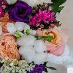 Foto: Opt sfaturi pentru a alege corect florile pentru buchetul de nuntă