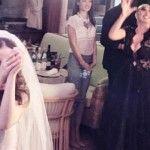 Foto: Primele poze de la nunta Victoriei Daineko