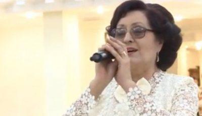 Dedicația Olgăi Ciolacu la nunta fiicei ei!