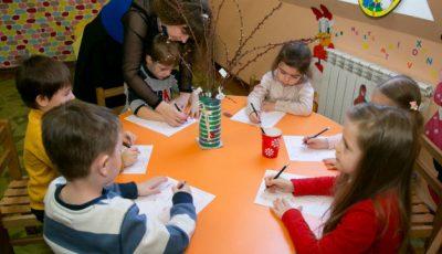 """La Centrul de dezvoltare """"Buburuza"""" fiecare copil este încurajat să își dezvolte creativitatea și să trăiască frumos vârsta"""