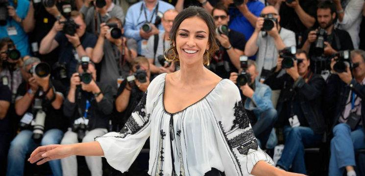 Foto: Ia Valentinei Vidrașcu a ajuns la Festivalul de Film de la Cannes!