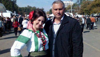 Rusu Rusalina a devenit mămică pentru a doua oară