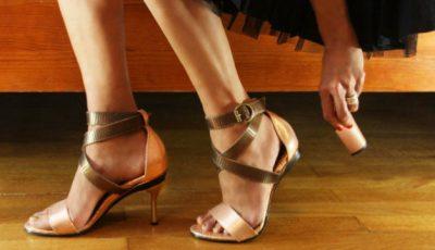 Au fost inventați pantofii cu toc detașabil!