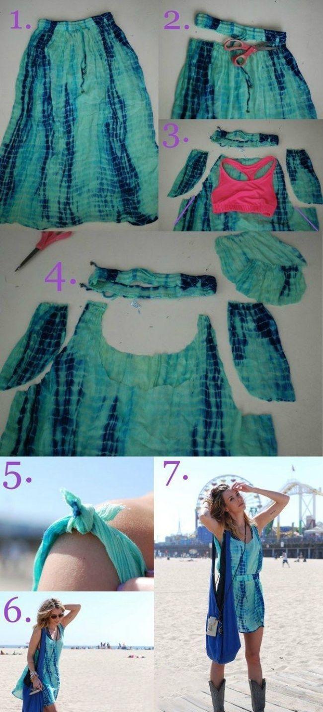 Blog 33 de moduri istete prin care puteti transforma hainele.