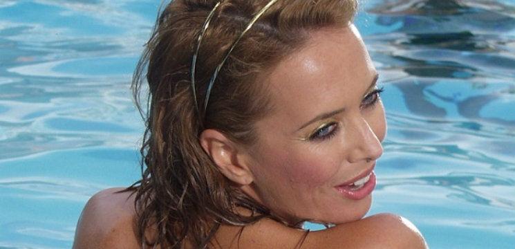 Foto: Janna Friske a apărut într-un videoclip!