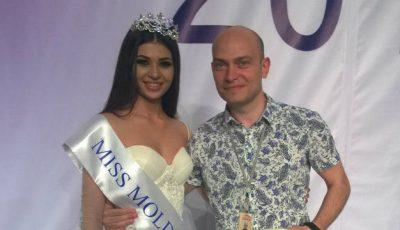 """Miss Moldova 2015: """"Nu cred că este importantă proba de inteligență"""""""