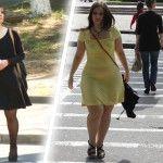 Foto: Datorită unui pariu a slăbit 36 de kilograme! Oamenii nu o mai recunosc
