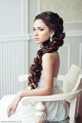 Coafuri De Mireasă Pentru Părul Lung