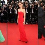 Foto: S-au întrecut în extravaganță! Ținutele vedetelor de pe covorul roşu de la Cannes 2015