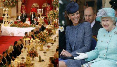 Dezvăluiri din bucătăria regală. Ce se mănâncă la palat