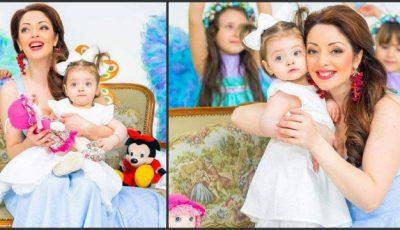 Video. Mariana Şura împreună cu fiica Evelina în noul său videoclip