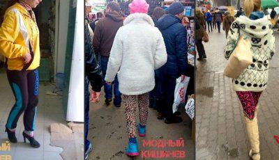 Moda la moldovence. Partea a II-a!