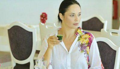 Andreea Marin îți spune cum să prepari acasă apa alcalină