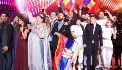 Ascultă toate piesele care au trecut în finala Eurovision 2015!