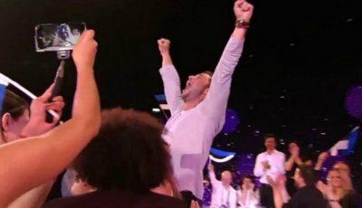 Suedia a câștigat Eurovisionul 2015!