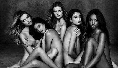 Îngerașii Victoria's Secret au pozat nud!