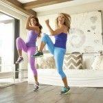Foto: Exerciţii pe care le poți face cu fiica ta!